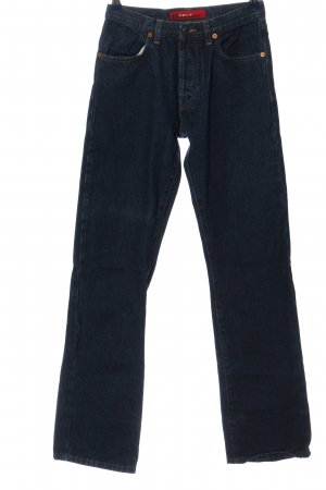 Only Jeanswear Straight-Leg Jeans blau Casual-Look