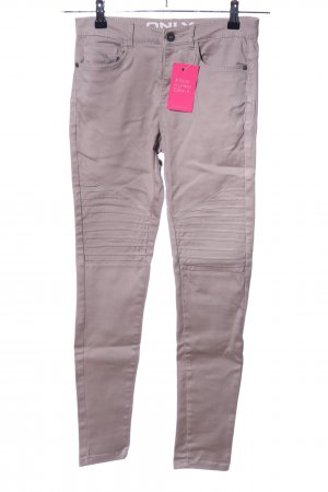Only Jeggings wollweiß Casual-Look