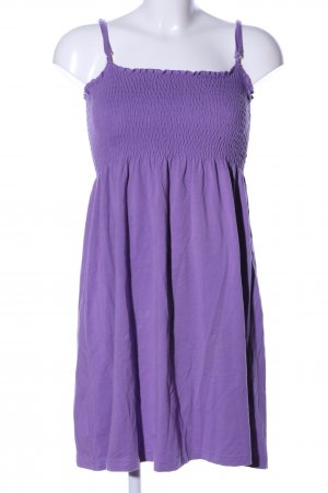 Only Jerseykleid lila Casual-Look