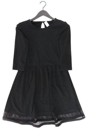 Only Jerseykleid Größe M 3/4 Ärmel schwarz