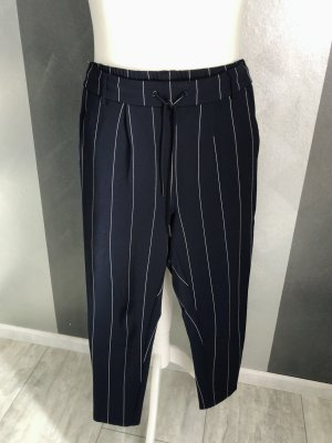 Only Jersey Pants dark blue-white