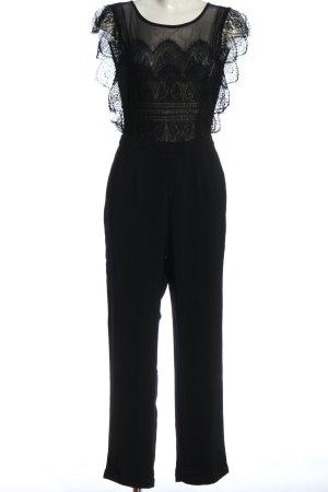 Only Jumpsuit schwarz Elegant