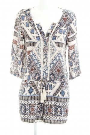 Only Jumpsuit abstraktes Muster Boho-Look