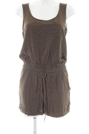 Only Jumpsuit bronzefarben Casual-Look