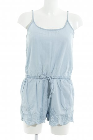 Only Jumpsuit himmelblau Casual-Look