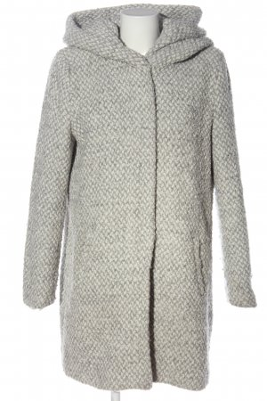 Only Hooded Coat light grey casual look