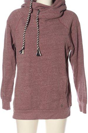 Only Bluza z kapturem różowy W stylu casual