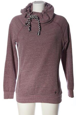 Only Kapuzensweatshirt braun meliert Casual-Look