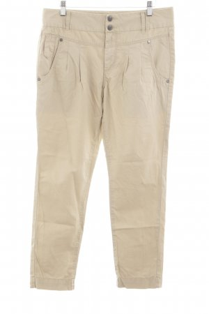 Only Khakihose wollweiß Casual-Look