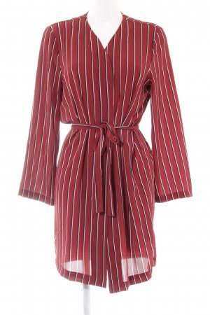 Only Kimono striped pattern casual look