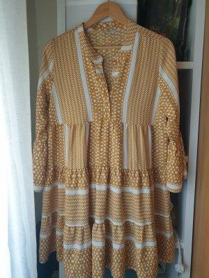 Only Sukienka tunika Wielokolorowy