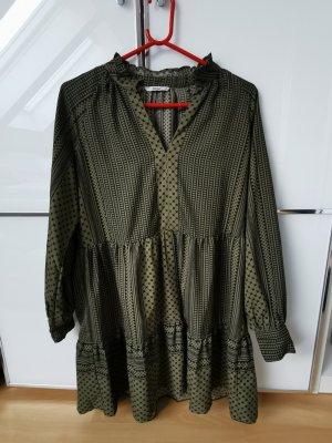 Only Vestido mullet verde