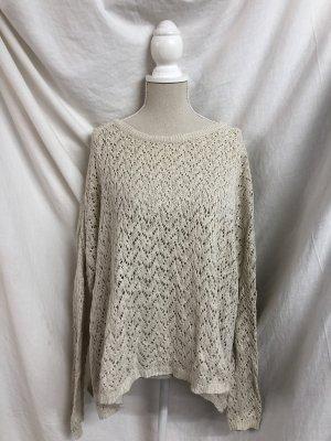 ONLY Knitwear Strickpullover Beige Sand M 38