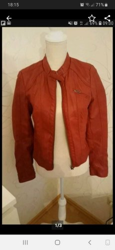 Only jacke rot gr. S #top#