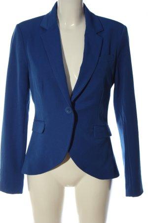 Only Kurz-Blazer blau Business-Look