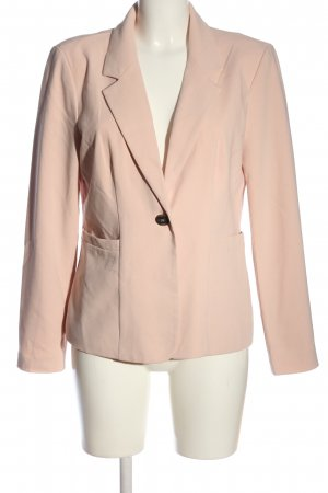 Only Korte blazer roze zakelijke stijl
