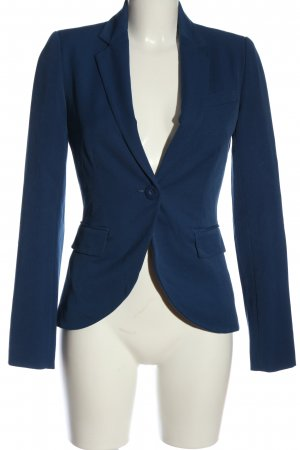 Only Korte blazer blauw casual uitstraling