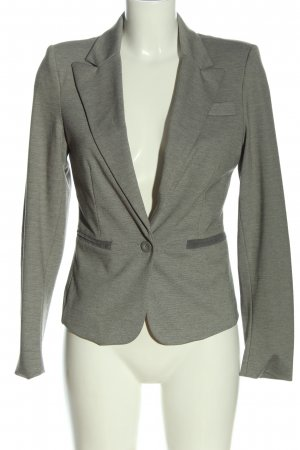 Only Kurz-Blazer khaki meliert Business-Look