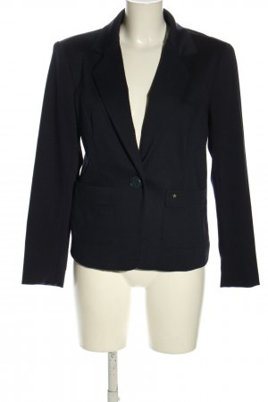 Only Kurz-Blazer schwarz Casual-Look