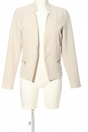 Only Kurz-Blazer creme Casual-Look