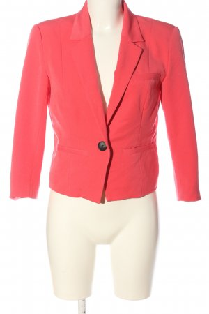 Only Kurz-Blazer rot Business-Look