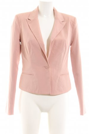 Only Kurz-Blazer pink Business-Look