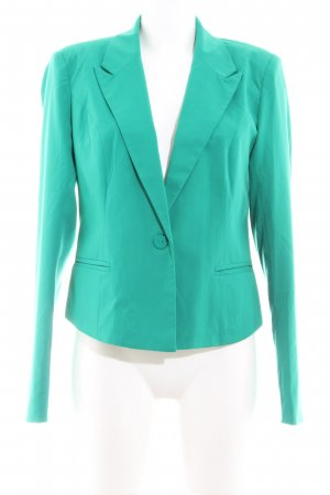 Only Kurz-Blazer waldgrün Casual-Look