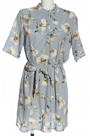 Only Shortsleeve Dress allover print casual look