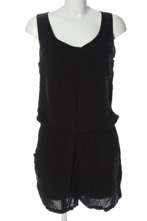 Only Kurzer Jumpsuit black casual look
