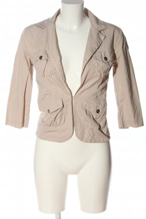 Only Kurzjacke creme Casual-Look