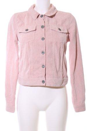 Only Kurzjacke pink Casual-Look