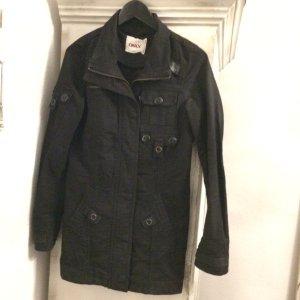 Only Fashion Cappotto corto nero
