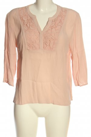 Only Langarm-Bluse nude Casual-Look