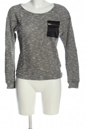 Only Langarm-Bluse mehrfarbig Casual-Look