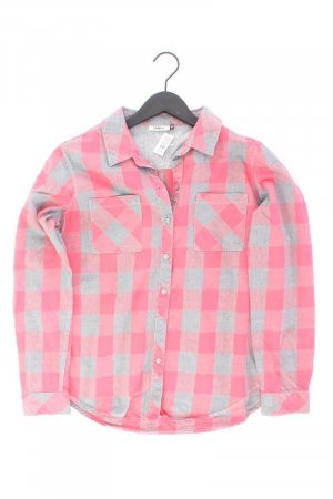 Only Langarmbluse Größe 40 pink aus Baumwolle
