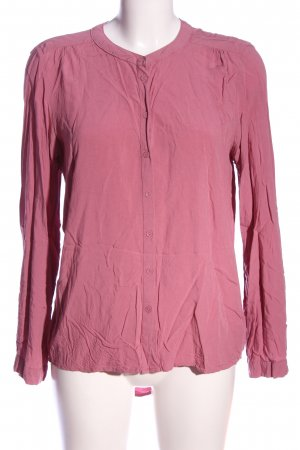 Only Langarmhemd pink Casual-Look