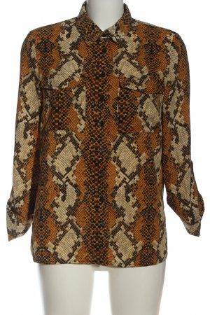 Only Long Sleeve Shirt allover print extravagant style