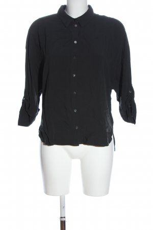 Only Long Sleeve Shirt black casual look