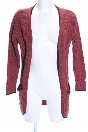 Only Lange Jacke rot Casual-Look