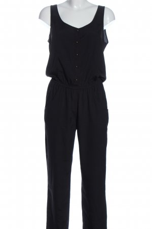 Only Langer Jumpsuit blau Casual-Look
