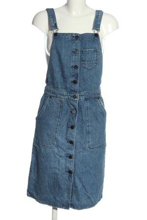 Only Salopette-jupe bleu style décontracté