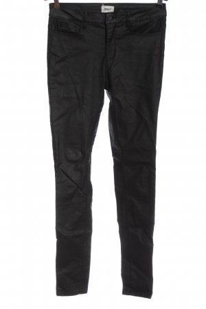Only Jeggings negro look casual
