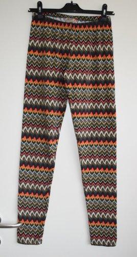 Only - Leggings im Azteken Look Gr. L