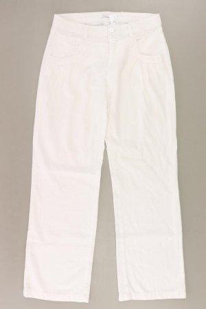 Only Pantalon en lin blanc cassé lin