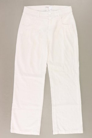 Only Pantalone di lino bianco sporco Lino