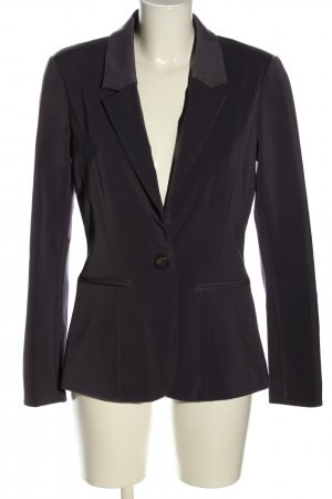 Only Long-Blazer lila Business-Look