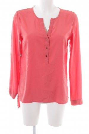 Only Long-Bluse pink Casual-Look