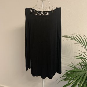 Only Long Sweater black