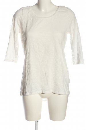 Only Longshirt wollweiß Casual-Look