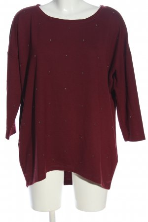Only Longsleeve rot Casual-Look